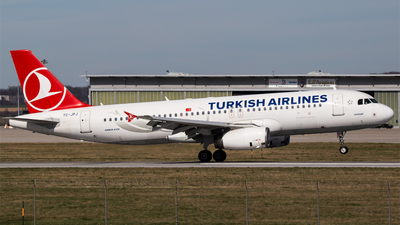 A picture of TCJPJ - Airbus A320232 - Turkish Airlines - © Steffen Müller