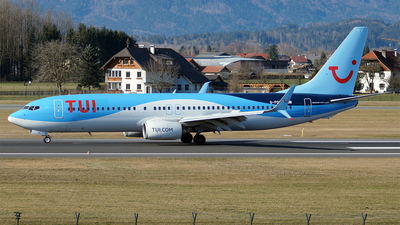A picture of GFDZD - Boeing 7378K5 - TUI fly - © Hugo Schwarzer