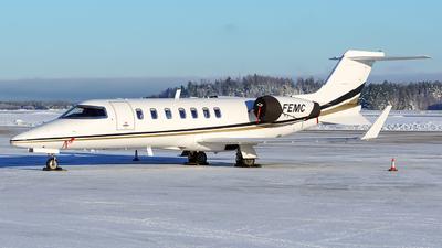 C-FEMC - Bombardier Learjet 40 - Fox Flight