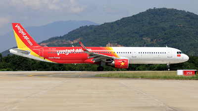 VN-A628 - Airbus A321-211 - VietJet Air