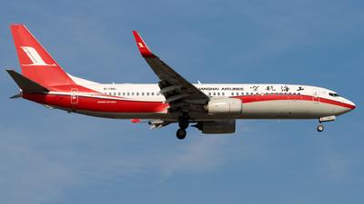 B-7861 - Boeing 737-89P - Shanghai Airlines