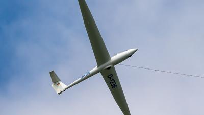 D-1236 - Schleicher ASK-21 - LSG Bayreuth