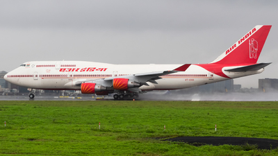 A picture of VTESO - Boeing 747437 - Air India - © Shubham Khadve