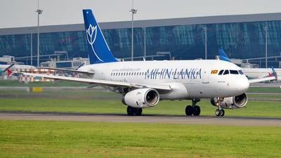 4R-MRF - Airbus A319-132 - Mihin Lanka