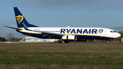 A picture of EIEGD - Boeing 7378AS - Ryanair - © PAUL LINK