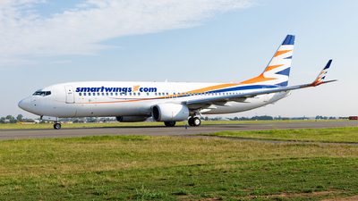 A picture of OKTVX - Boeing 7378Z9 - Smartwings - © Andy Fonseca