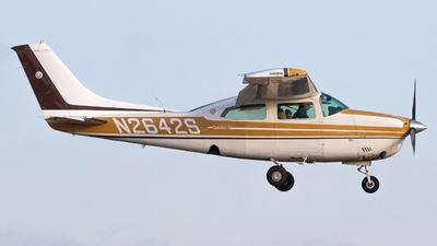 N2642S - Cessna T210L Turbo Centurion  - Private