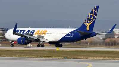 N649GT - Boeing 767-375(ER) - Atlas Air