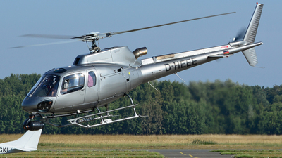 D-HEEE - Airbus Helicopters AS350 B3e Ecureuil - Private