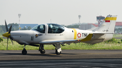 LD-1211 - Grob G120TP - Indonesia - Air Force