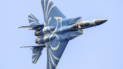 8319 - Boeing F-15SG Strike Eagle - Singapore - Air Force