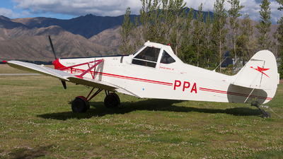 ZK-PPA - Piper PA-25-235 Pawnee D - Private