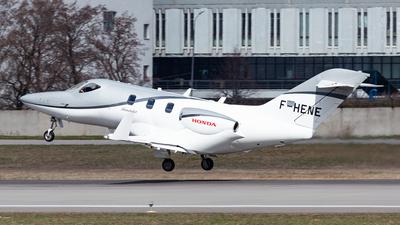 F-HENE - Honda HA-420 HondaJet - European Aero Training Institute Strasbourg (E.A.T.I.S)