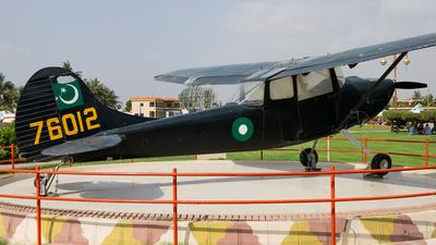 57-6012 - Cessna O-1E Bird Dog - Pakistan - Army Aviation