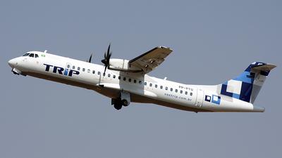 PP-PTO - ATR 72-212A(500) - TRIP Linhas Aéreas