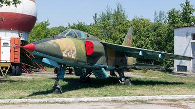 232 - IAR-93B - Romania - Air Force