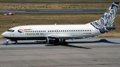 D-ADIA - Boeing 737-36Q - Deutsche BA
