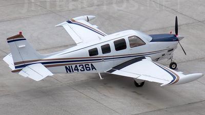 N1436A - Beechcraft G36 Bonanza - Private