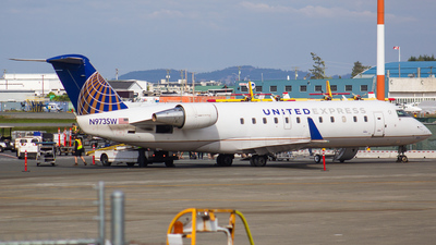 N973SW - Bombardier CRJ-200ER - United Express (SkyWest Airlines)
