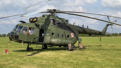 6107 - Mil Mi-8MTV-1 Hip - Poland - Army