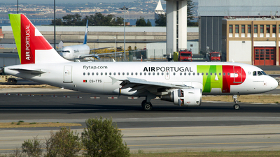 A picture of CSTTS - Airbus A319112 - TAP Air Portugal - © a.m.