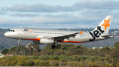 VH-VQG - Airbus A320-232 - Jetstar Airways