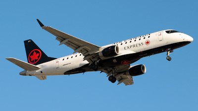A picture of CFEJC - Embraer E175SU - Air Canada - © Jose G. Candelas