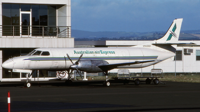 VH-EEO - Fairchild SA227-AT Expediter - Australian air Express