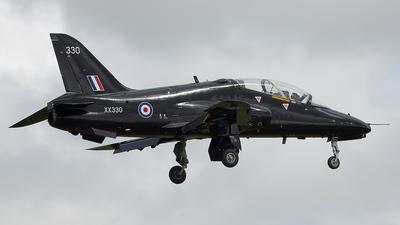 XX330 - British Aerospace Hawk T.1A - United Kingdom - Royal Air Force (RAF)
