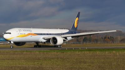 2-TJEH - Boeing 777-35RER - Jet Airways