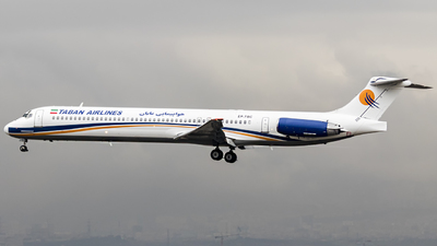 EP-TBC - McDonnell Douglas MD-88 - Taban Air