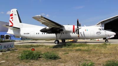 XA-UZN - Fokker 50 - Mayair
