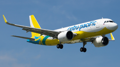 RP-C4110 - Airbus A320-271N - Cebu Pacific Air