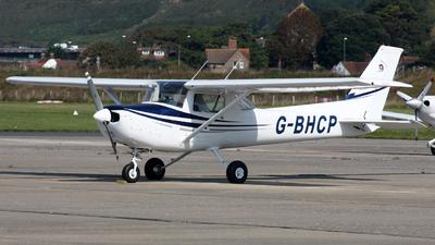 G-BHCP - Reims-Cessna F152 - Private