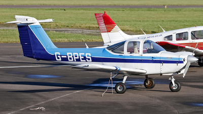 G-BPES - Piper PA-38-112 Tomahawk II - Private