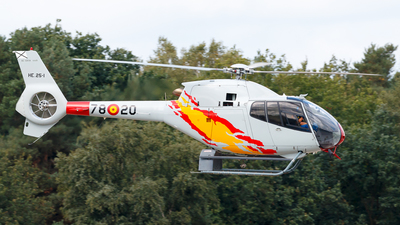 HE.25-1 - Eurocopter EC 120B Colibri - Spain - Air Force