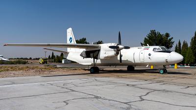 EP-THK - Antonov An-26B - Saffat Aviation Services