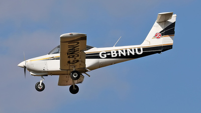 A picture of GBNNU - Piper PA38112 - [3881A0037] - © IAN CHANTLER