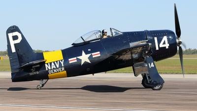 NX14WB - Grumman F8F Bearcat - Private