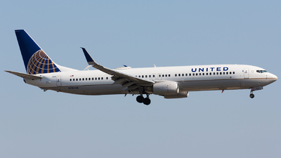N78438 - Boeing 737-924ER - Continental Airlines