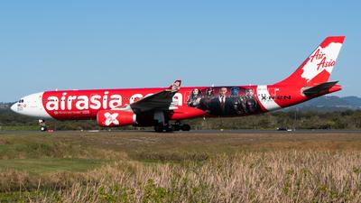 9M-XXU - Airbus A330-343 - AirAsia X