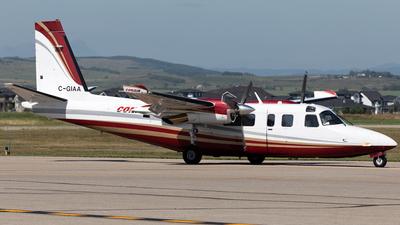 C-GIAA - Rockwell 690B Turbo Commander - Conair Aviation