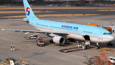 HL7240 - Airbus A300B4-622R - Korean Air