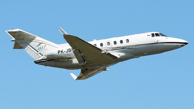 PK-JBH - Hawker Beechcraft 900XP - Jhonlin Air Transport