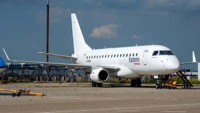 A picture of GCIXW - Embraer E170LR - [17000230] - © Dutch
