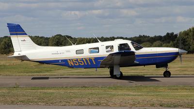 N551TT - Piper PA-32R-301T Saratoga II TC - Private