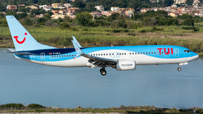 A picture of DAHLK - Boeing 7378K5 - TUI fly - © Michael Baumert