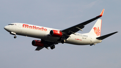 A picture of 9MLNH - Boeing 7379GP(ER) - Malindo Air - © Francesco Andrae