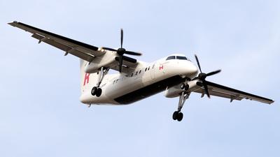 A picture of CGWRI - De Havilland Canada Dash 8100 - [098] - © Mike MacKinnon
