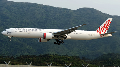 VH-VPH - Boeing 777-3ZGER - Virgin Australia Airlines